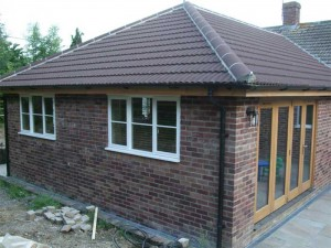 Completed Extension with Windows