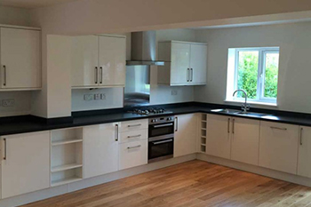 Kitchen design and refit